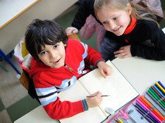 학교 어린이