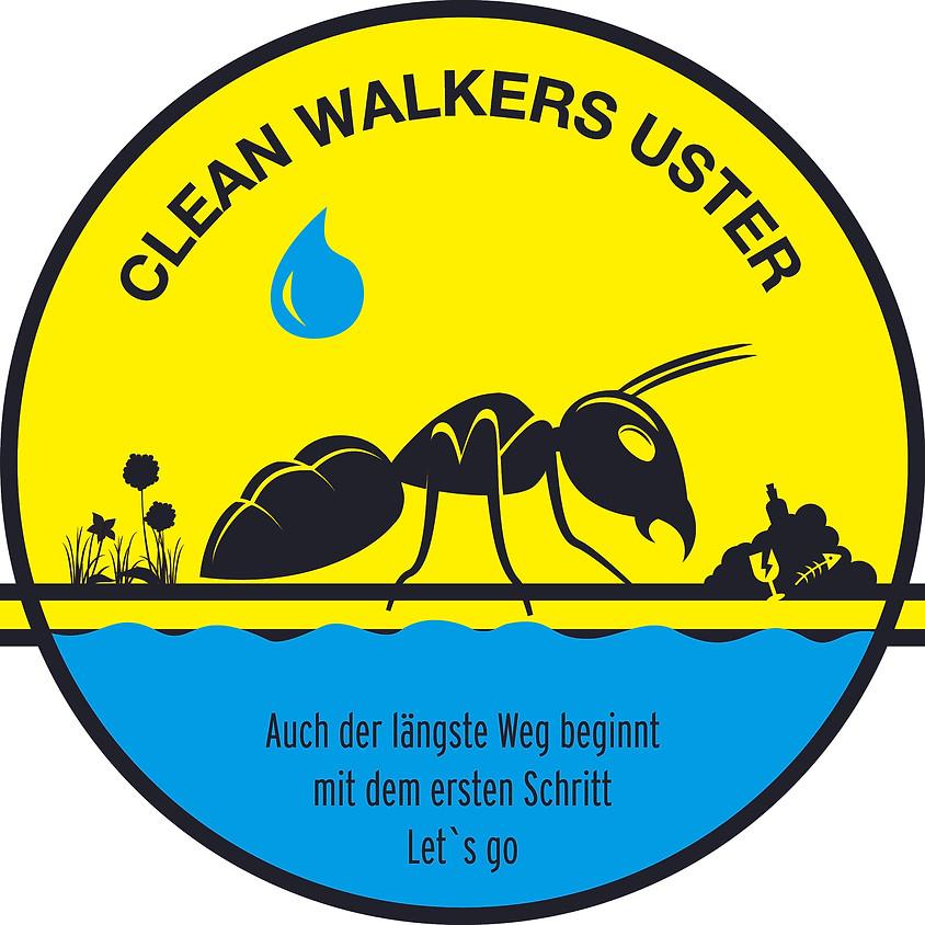 27. Juni 2020 Cleanwalkers räumen in Uster auf
