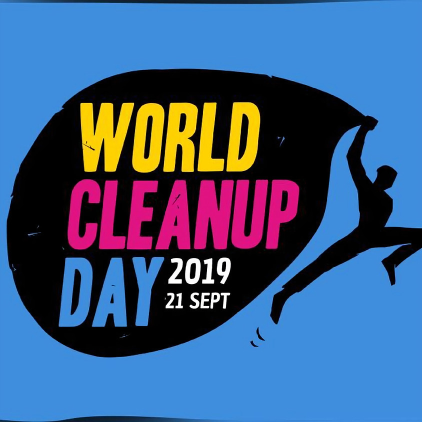 WORLD CLEANUP DAY 21. September 2019
