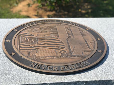 9_11 Memorial - Garden of Hope