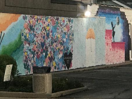 Mural Monday! Except it's Thursday!