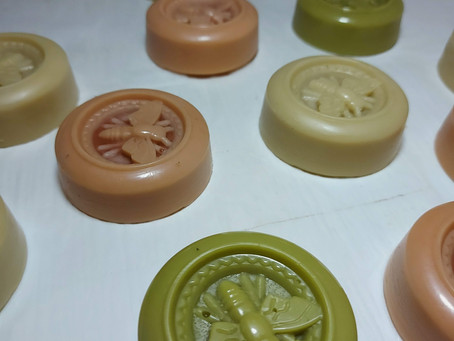 All Natural Lotion Bars: UPDATE