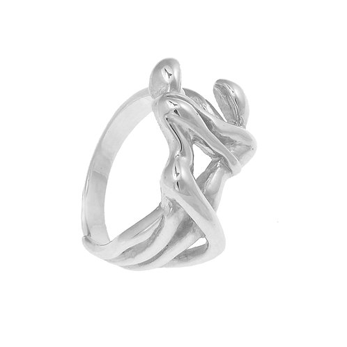 Lovers' Dance Ring