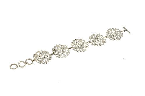 Coralie Flowers Bracelet