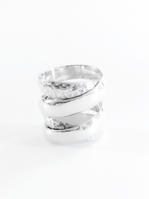 Europa Double Eclipse Ring