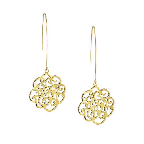 Coralie Gold Vermeil Earrings