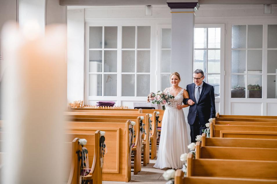 Einzug-Braut-Vater-Brautvater-Kirchliche