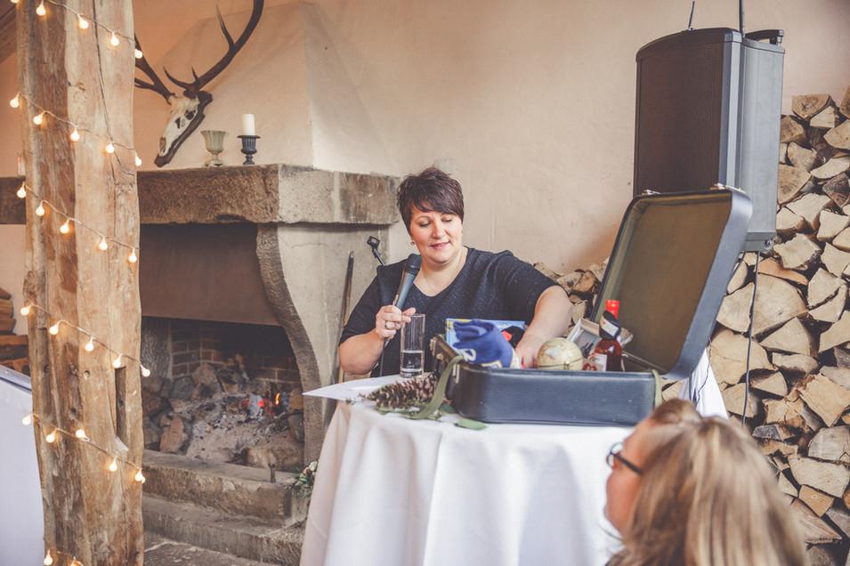 Traurednerin | Ines Kemna | Schafstall