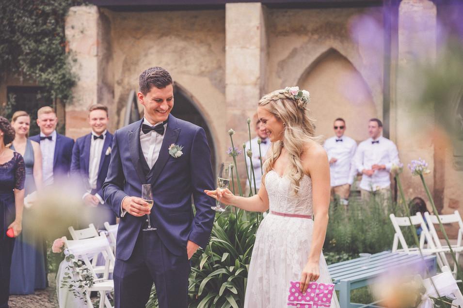 Hochzeitsrede | Gäste | Freie Trauung