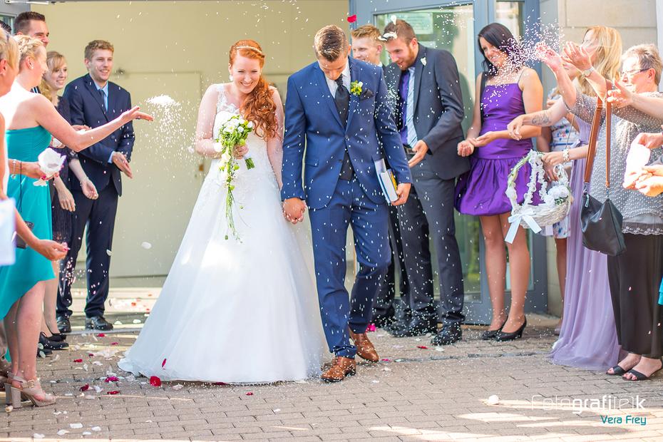 Hochzeitstradition | Reis | Brautpaar