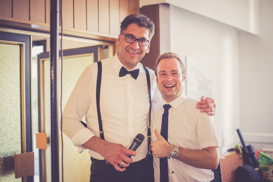 Marco Leistner | DJ | Hochzeit