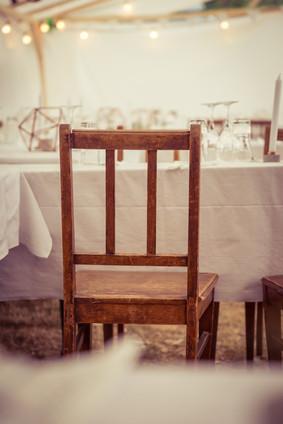 Dekoraktion | Boho-Hochzeit | Wimpel