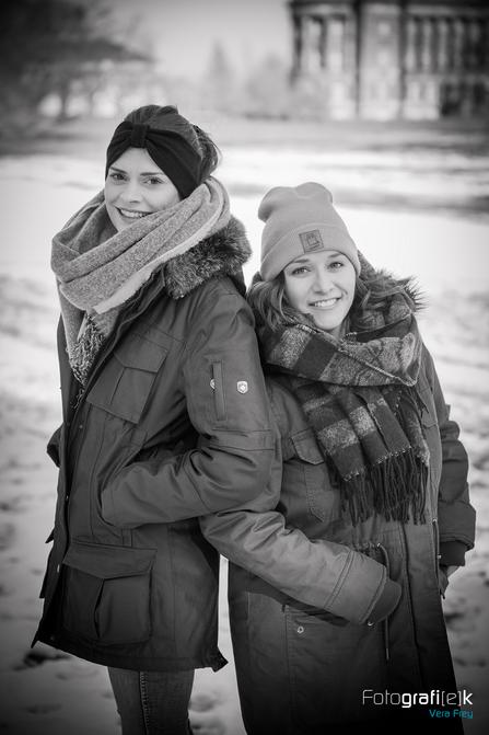 Freundschaftsshooting   Winter