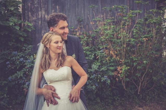 Brautpaar | Hochzeit | Eschenstruth