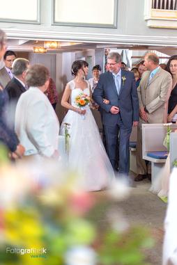 Brauteinzug | Hochzeit | Lohfelden