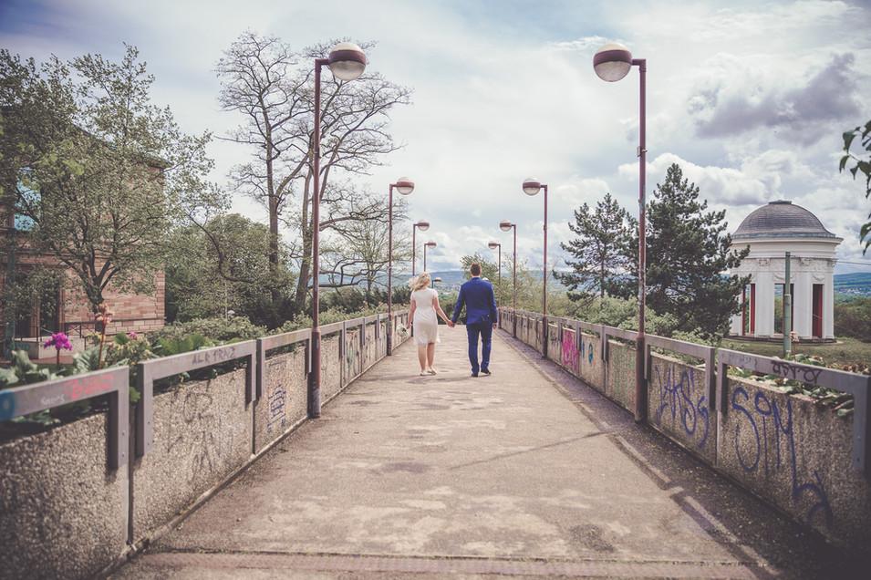 Hochzeit | Weinberg | Kassel