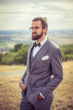 Bräutigam | Hipster | Anzug