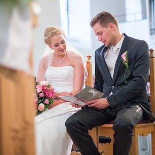 Hochzeitsfotos von Daniela & Patrick