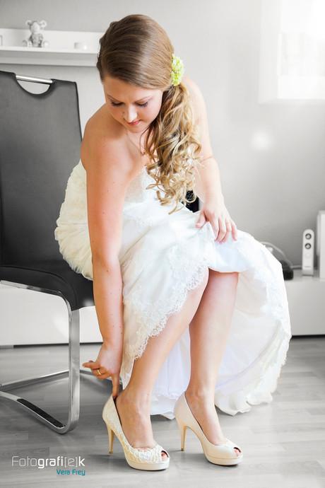 get-ready Shooting | Braut | Hochzeit