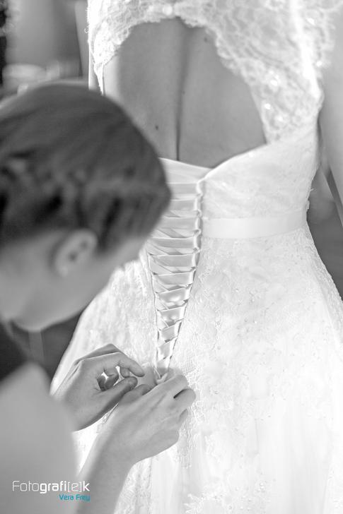 get-ready Shooting | Braut | Trauzeugin