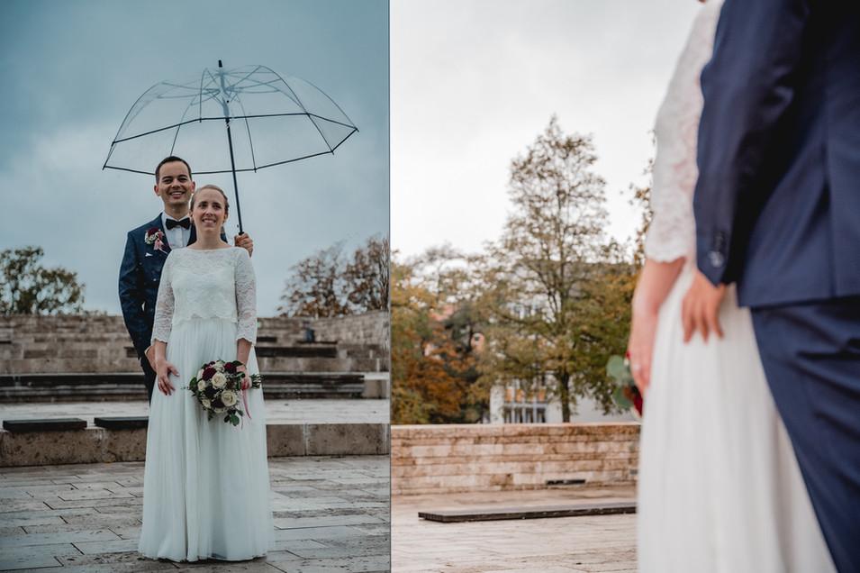 Hochzeitsfotos-Grimmwelt-Spuegel-Fahrstu
