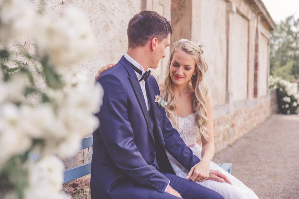 Rosen | Hochzeitfotos | Kloster