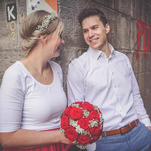 Standesamtliche Trauung Sarah & Georg