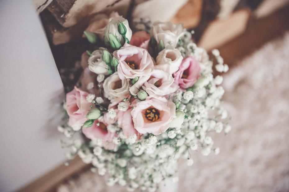 Brautstrauß | Homestory | Hochzeit