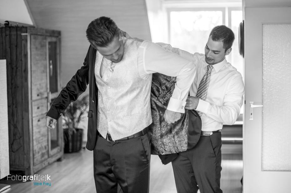 Trauzeuge | Bräutigam | Hochzeitsanzug