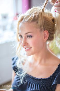 Brautfrisur | Beauty | get-ready