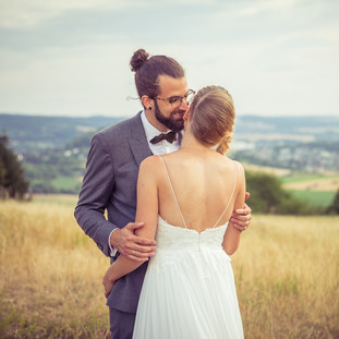 Brautpaarshooting Jeannette & Matze