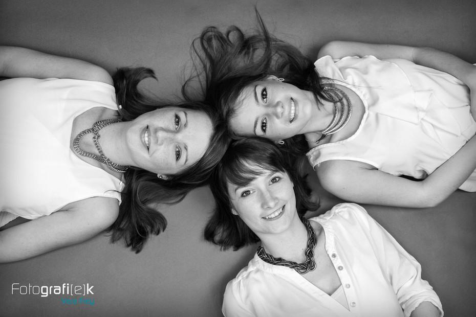 Schwestern   Shooting   Fotostudio   Kassel   Kaufungen