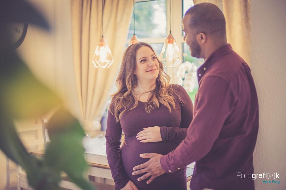Babybauchsooting | Paarshooting