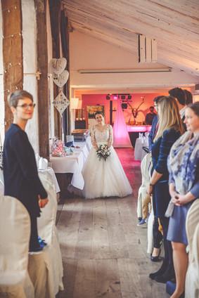 Brauteinzug | Schafstall | Bad Emstal