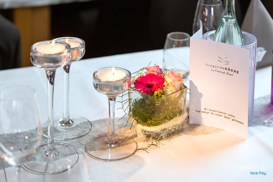 Tischdeko | Hochzeit | Kassel