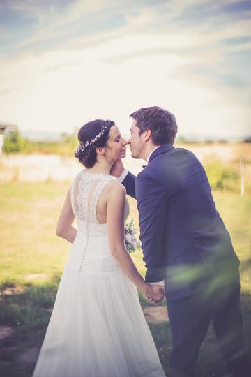 Kuss | Brautpaar | Kassel