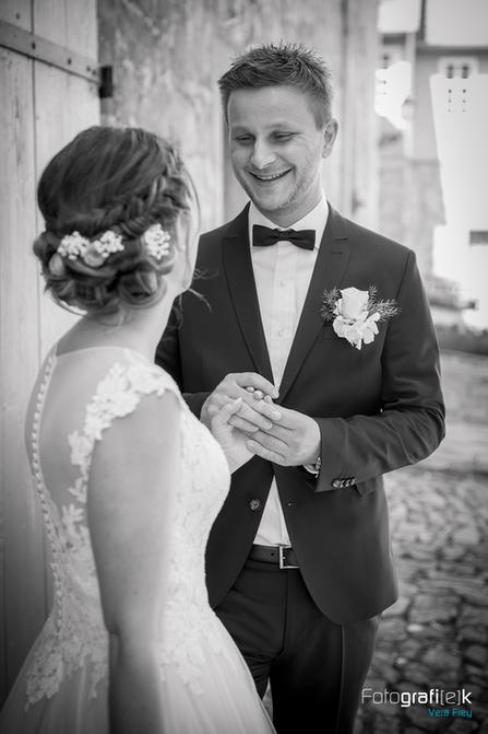Brautpaar   Glücklich   Bräutigam