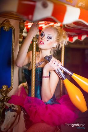 Zirkus   Karussell   Model