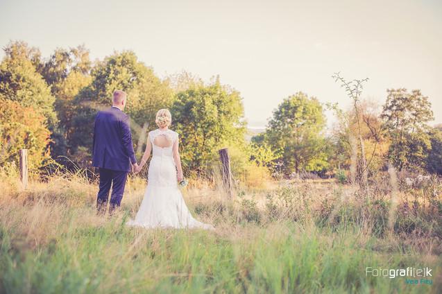 Vintage | Hochzeitsfoto | Brautpaar