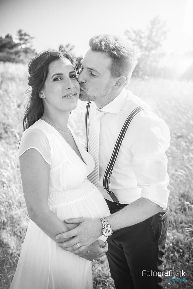 Brautpaar | Schwarz | Weiß