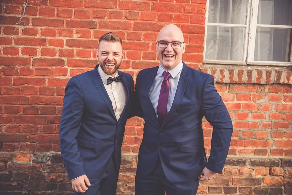Trauzeuge | Bräutigam | Hochzeit