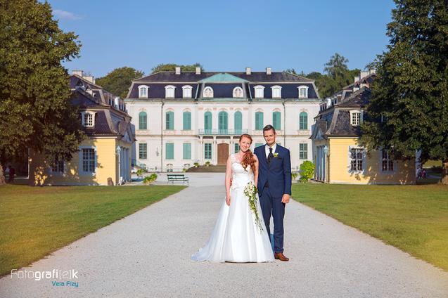 Brautpaar | Schloss Wilhelmsthal