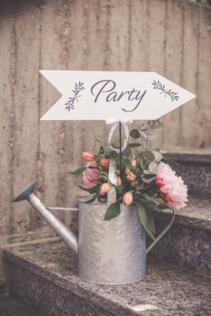 Party | Hochzeitdeko | Accessories