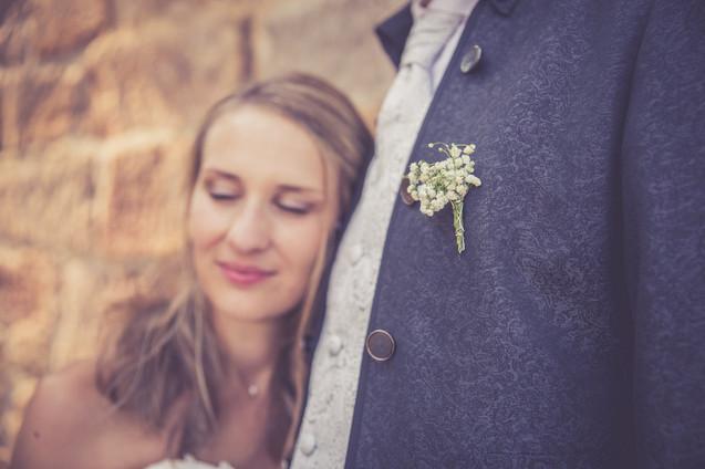Anstecker | Hochzeitsanzug | Bräutigam