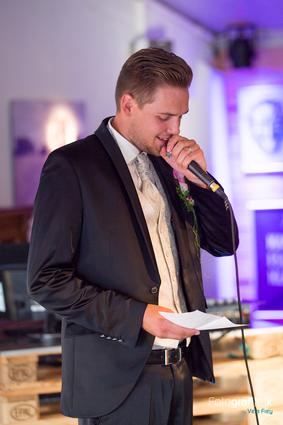 Hochzeitsrede | Bräutigam | Emotional