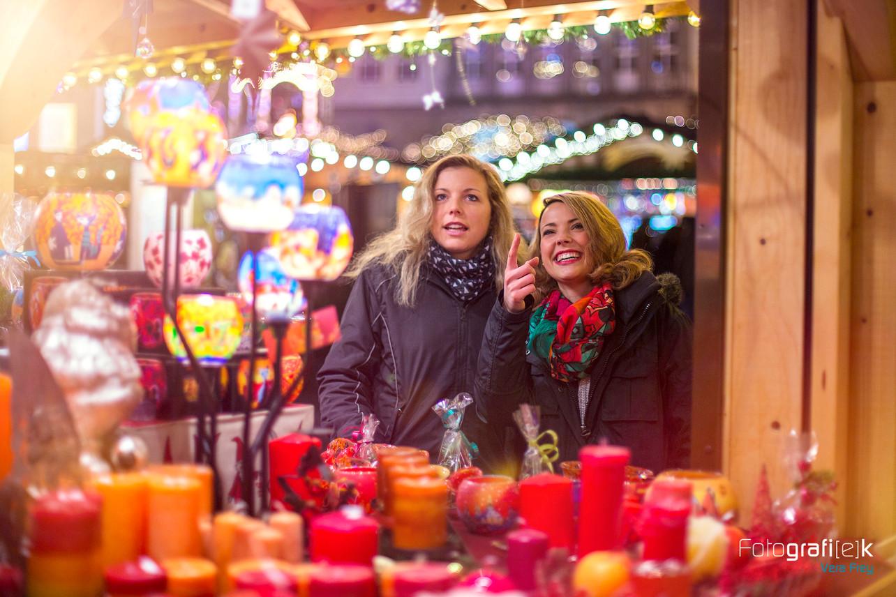 Märchenweihnachtsmarkt   Kassel   Freundschaftsshooting