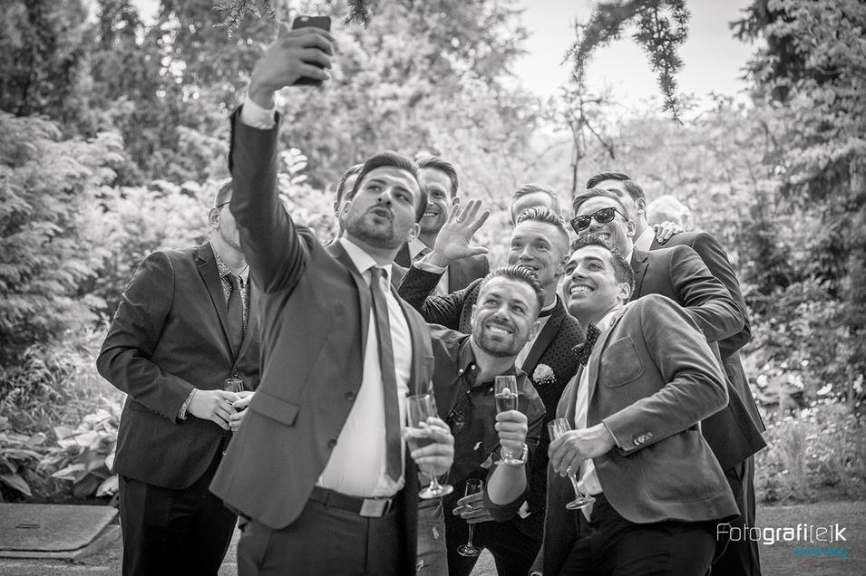 Selfie | Bräutigam | Trauzeugen | Männer