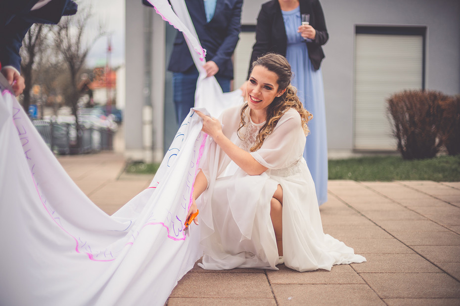Tradition | Braut | Bettlaken