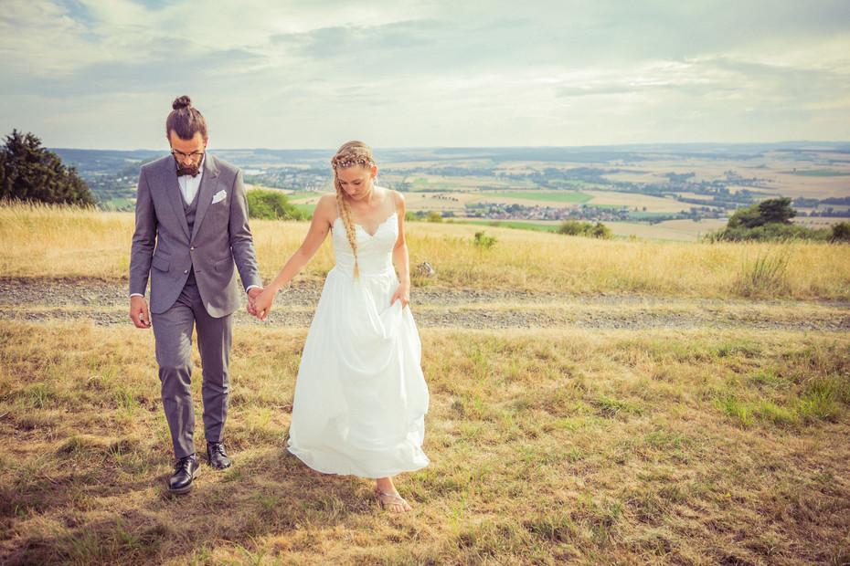 Hand in Hand | Brautpaar