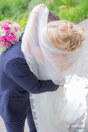 Braut | Bräutigam | Schleier | Hochzeit | Kassel